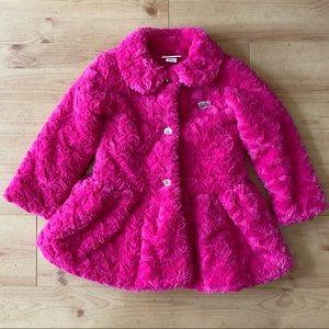 Juicy Pink Coat